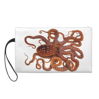 Octopus Macropus Atlantic White Spotted Octopus Wristlet