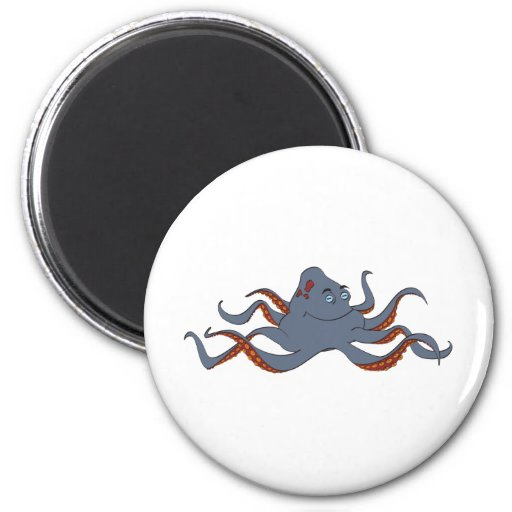 Octopus Magnet