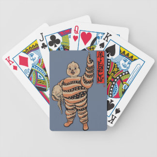 Octopus Michelin American playing card Poker Deck