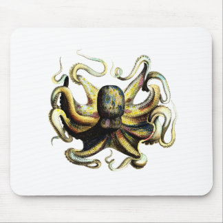 Octopus Mouse Mat