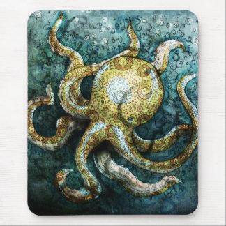 Octopus Mouse Mat