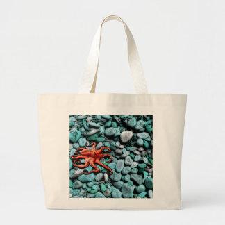 Octopus Pebbles Jumbo Tote Bag