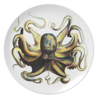 Octopus Plate