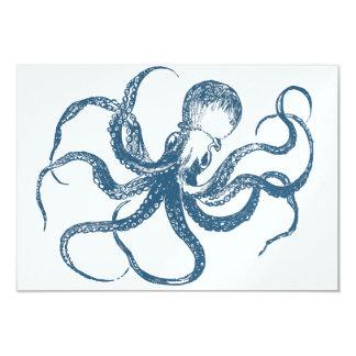 Octopus RSVP Card