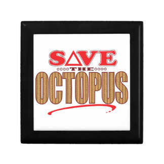 Octopus Save Gift Box