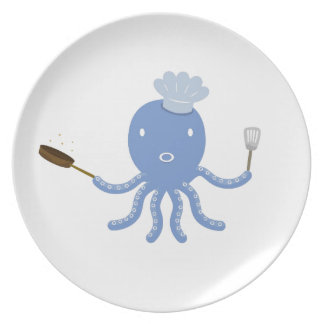 OCTOPUS SHEF PLATE