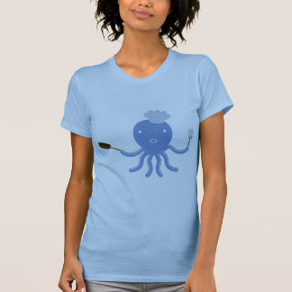 Octopus shef T-Shirt