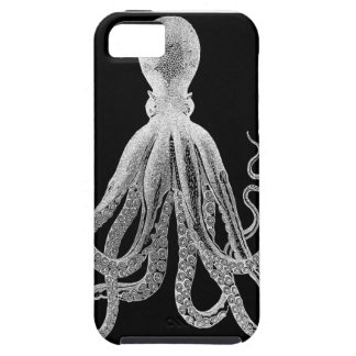 octopus sketch iPhone 5 cover