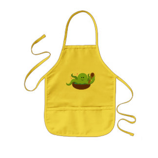 Octopus Soup Kids Apron