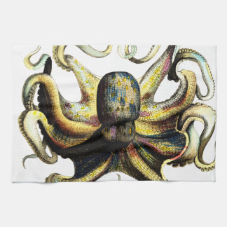 Octopus Tea Towel