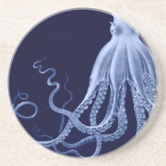 Octopus Tentacles Triptych Coaster