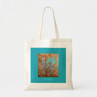 Octopus! Tote Bag