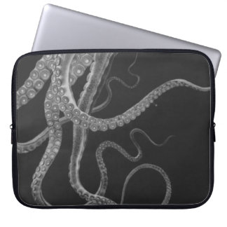 Octopus Tritpych Tentacles Laptop Sleeve