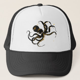 Octopus Trucker Hat