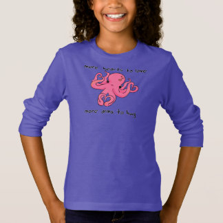 Octopus Valentine's Day Shirt