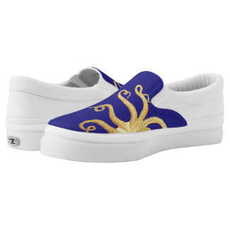 Octopuses Slip-On Shoes