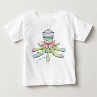 OCTOPUSS BABY CUTE Baby Fine Jersey T-Shirt