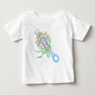OCTOPUSS BABY CUTE Baby Fine Jersey T-Shirt 3