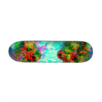 octopussy skatebroad 21.6 cm skateboard deck