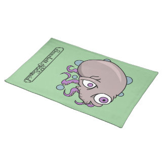 Octoskryll Placemats