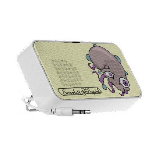 Octoskryll Speaker