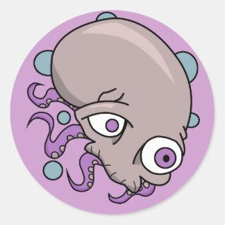 Octoskryll Sticker