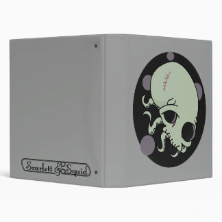 Octoskull Binder