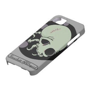 Octoskull Case for iPhone 5 iPhone 5 Cases