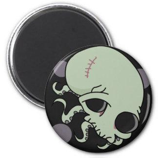 Octoskull Magnet