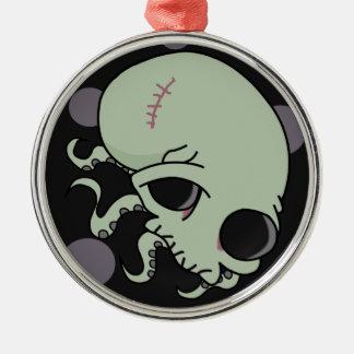 Octoskull Ornament