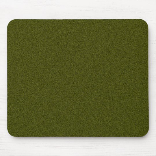 OD Green Canvas Texture Camo Mouse Mat