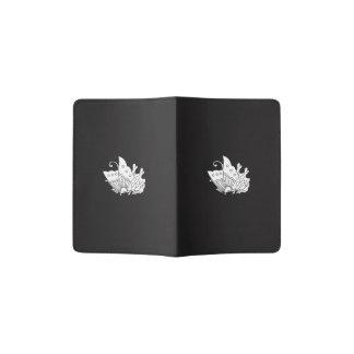 Oda butterfly passport holder