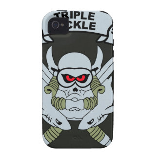ODA Triple Nickle 555 iPhone 4/4S Cover