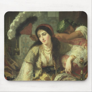 Odalisque Mouse Pad