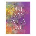 ODAT Rainbow Leaves Postcard