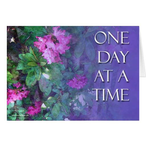 ODAT Rhododendrons Greeting Cards