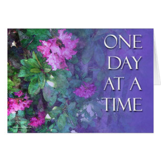 ODAT Rhododendrons Note Card