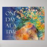 ODAT Rocks & Flowers Poster