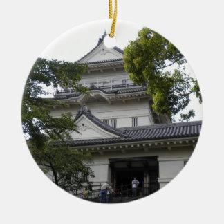 Odawara Castle - Japan Christmas Tree Ornaments