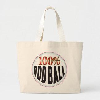 Odd Ball Tag Tote Bag