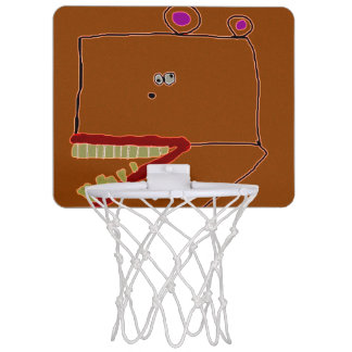 Odd Bear Mini Basketball Hoop