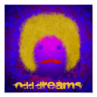 Odd Dreams -Odd Company Poster