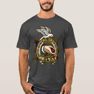 Odd Fellows Symbolic Horseshoe T-Shirt