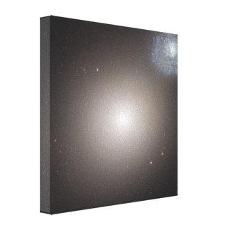 Odd Galaxy Gallery Wrap Canvas