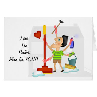 Odd Marriage Proposal Note Card