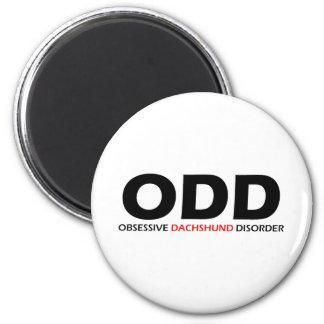 ODD - Obsessive Dachshund Disorder Magnet