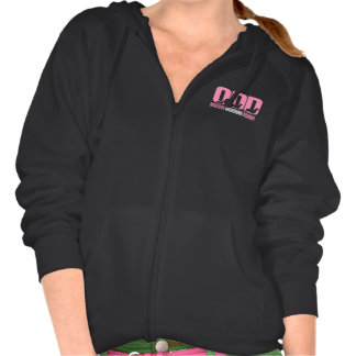 ODD - Obsessive Dachshund Disorder Hooded Sweatshirt