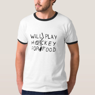 ODD wants Play Hockey For Food shirt