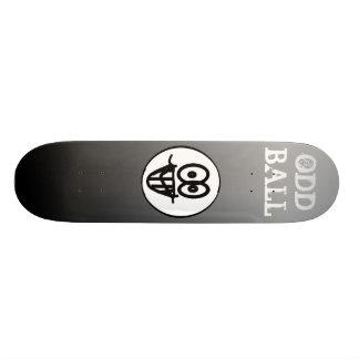ODDBALL Ghosts 21.6 Cm Old School Skateboard Deck