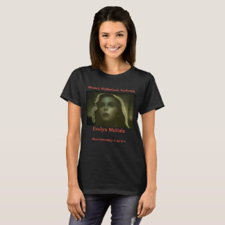 Oddie's Historical Features - Evelyn McHale T-Shirt